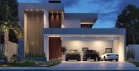 Casa Concon, 245 m2